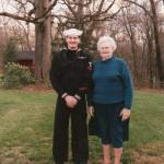 Auntie & Dave 1990
