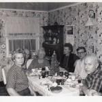 Auntie & Family 1966