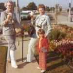 Auntie & Family 1974