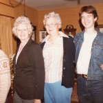 Auntie & Family 1983b