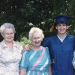 Auntie & Family 1986