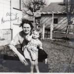 Auntie & Kathi 1944