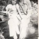 Auntie & Kathi 1945