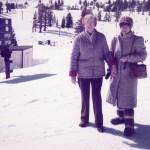 Auntie & Kathi 1984